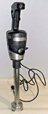 "Waring - WSB50 - Big Stix 12"" Immersion Blender Hand Mixer gently used GREAT"