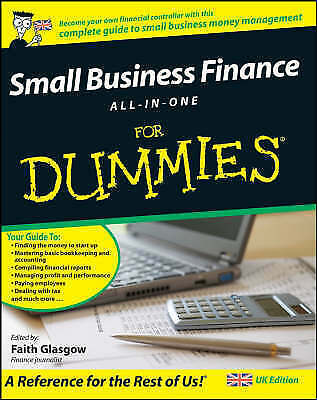 Small Business Finance All-in-One For Dummies by