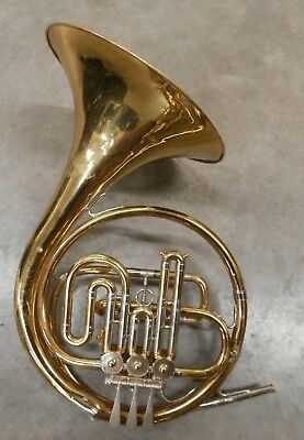 Vintage 1959 Reynolds Contempora Single Bb French Horn !NORESERVE! !