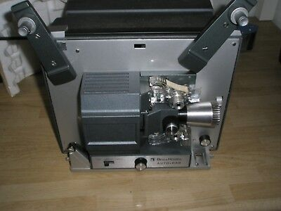 Bell and Howell 356 Autoload Super 8 Movie Projector in original box