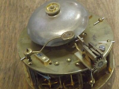 Good Antique French  Clock Movement