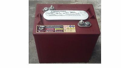 Batteries For Taylor Dunn Personnel Carrier Ft-240,ft-280,r-380,r-380 Gt 6 Each