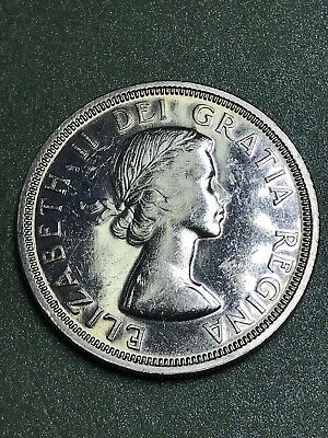 1954 S$1 Canada Dollar Higher Grade Coin