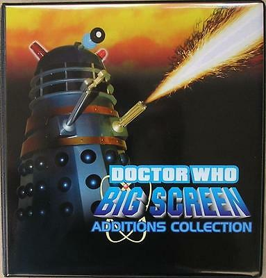 Doctor  Who Big Screen Additions Trading Card Binder