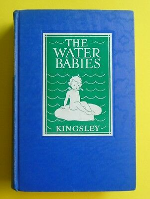THE WATER BABIES • by Charles Kingsley