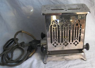 Antique Kitchen Appliance Hotpoint Electric Toaster With Original Box