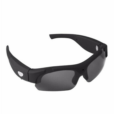 New Sport Spy Sunglasses Hidden Camera DV Cam 1080P HD Recorder Smart Eye-wear