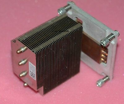 Dell U016F Precision T3500 Copper Aluminum Cpu Heatsink