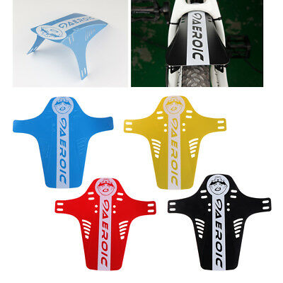 Bicycle Front Back Rear Fenders Cycling Mud Guard Rainy For Road Mountain Bikes