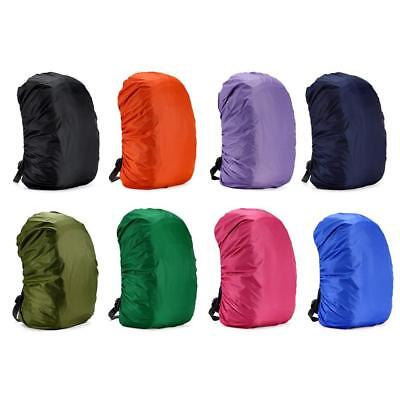 Camping Hiking Backpack Pack Tarp Rain Cover Raincoat Cover for Backpack HF #Q