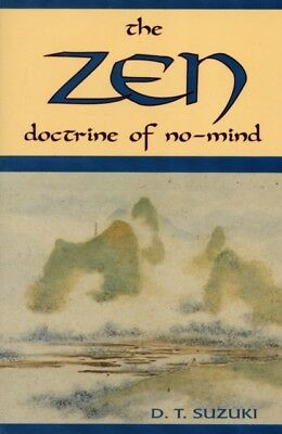 Zen Doctrine of No Mind (Paperback), Daisetz Teitaro Suzuki, Dais...
