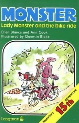 Monster Books: Lady Monster and the Bike Ride Bk. 15 by Cook, Ann Paperback The