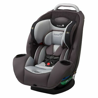 Safety 1st UltraMax Air 360 4-in-1 Convertible 4-120 lb Car Seat, Raven HX Gray