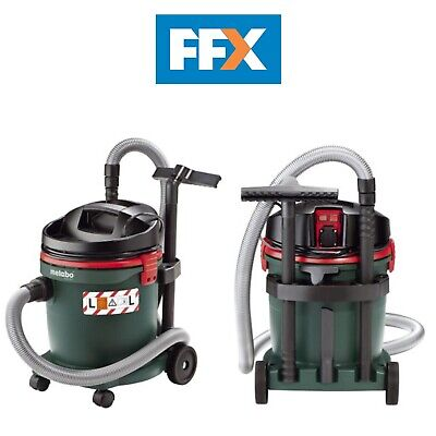 Metabo ASA 32 L  240v Wet and Dry Vacuum Cleaner Extractor with Auto Start