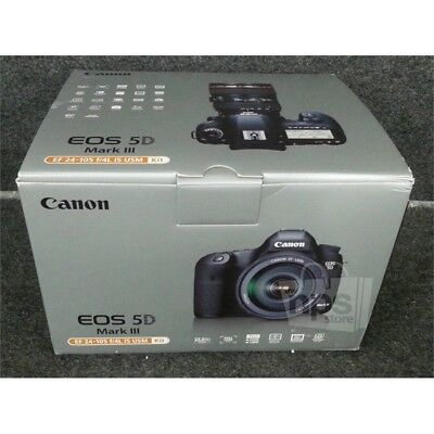 Canon EOS 5D Mark III DSLR Camera With 24-105mm Lens 22.3MP