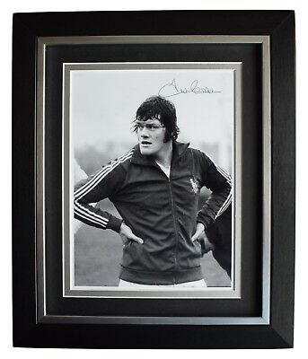 Fran Cotton SIGNED 10x8 FRAMED Photo Autograph Display Rugby Union AFTAL & COA
