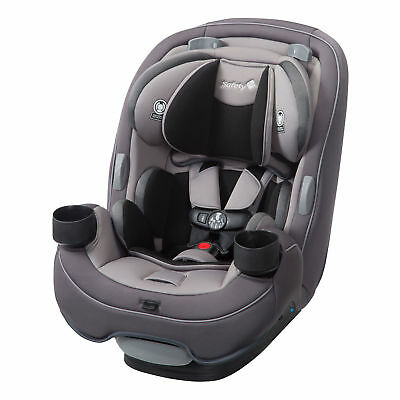Safety 1st Grow & Go 3-in-1 Convertible 5-100 lb Booster Car Seat, Night Horizon