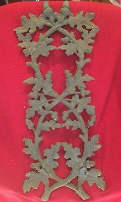 Cast Iron Corbel Antique Victorian Shelf Spandrel  Architectural Salvage