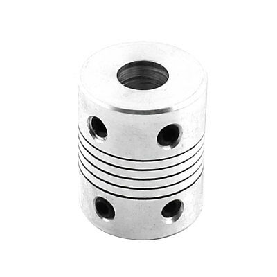 6.35mm to 6.35mm CNC Motor Shaft Dual Way Helical Beam Coupling Connect Encoder