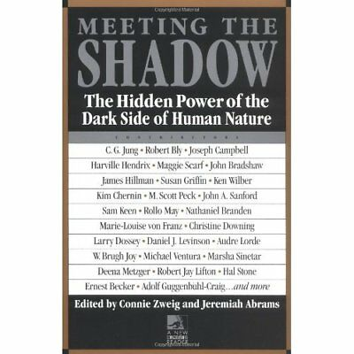 Meeting the Shadow: Hidden Power of the Dark Side of Hu - Paperback NEW Zweig, C