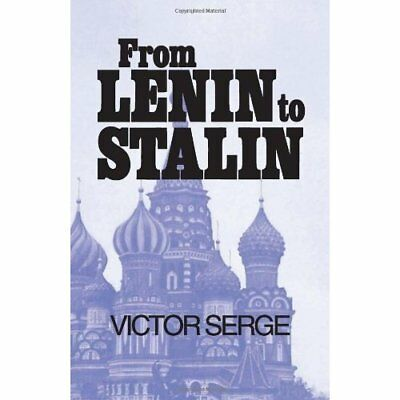 From Lenin to Stalin - Paperback NEW Serge 2005-05-26