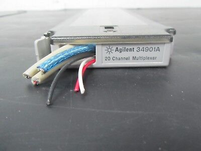 Agilent HP 34901A 20 Channel Multiplexer Module for 34970A