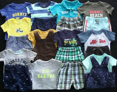 Baby Boy 12 12/18 Months Spring Summer Sets Clothes Outfits Lot *Free Shipping*