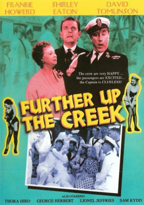 Various-Further Up The Creek  DVD NEW