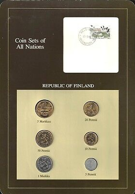 Coins Of All Nations - Republic Of Finland
