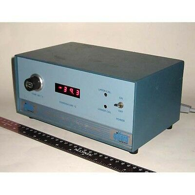 Gilford Instrument Thermoset Temperature Controller & Monitor