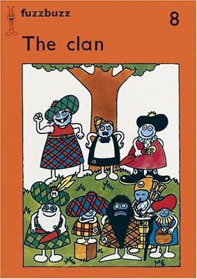 fuzzbuzz: Level 2 Storybooks: The Clan: A Remedial... by Harris, Colin Paperback