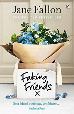 Faking Friends: THE SUNDAY TIMES BESTSELLER by Fallon, Jane Book The Cheap Fast