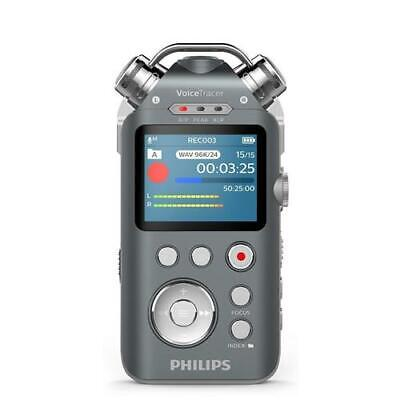 Philips Audio VoiceTracer DVT7500 Portable Audio Recorder #PHL-DVT7500