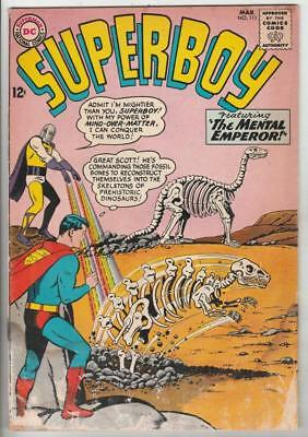 Superboy # 111 strict GD- appearance The Superboy Revenge Squad