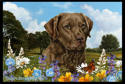 Indoor/Outdoor Summer Floor Mat - Chesapeake Bay Retriever (TB) 39070