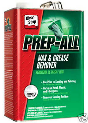 Klean-Strip Prep-All Automotive Paint Wax & Grease Remover  (1 Gallon) - GSW362