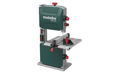 Metabo Bandsäge BAS 261 Precision 400 W 103 mm Schnitthöhe 0 - 45° 2 Wahl