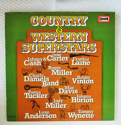 """ Country & Western  Superstars """