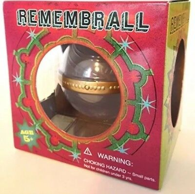 The Wizarding World Of  Harry Potter Remembrall Toy Universal Studios Exclusive