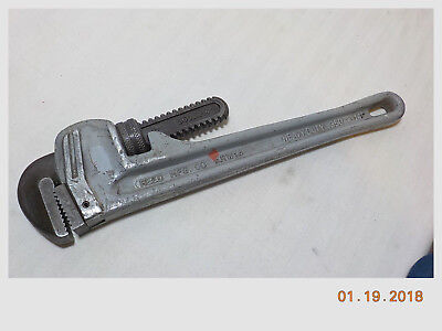 "Reed Mfg Co Arw14 Heavy Duty 350 Mm-14"" Aluminum Pipe Wrench"