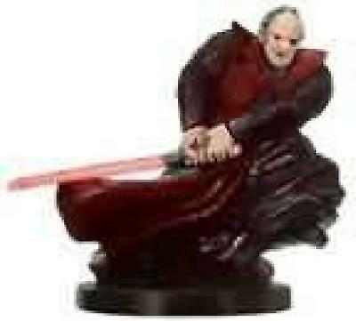 #41 Darth Sidious, Dark Lord of the Sith Champions of the Force Star NM