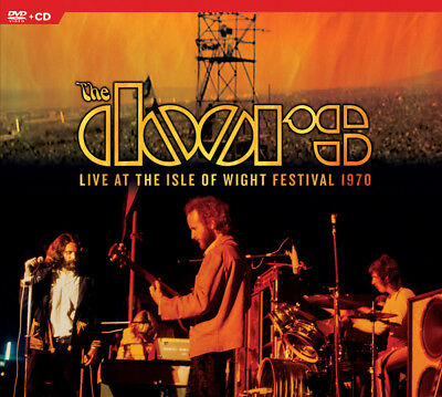 The Doors - Live at the Isle Of Wight Festival 1970 [PREORDER] (NEW DVD & CD)