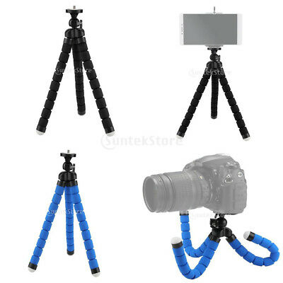 Mini Octopus Tripod Stand Mount for Digital Camera Vedio Camcorder Cellphone