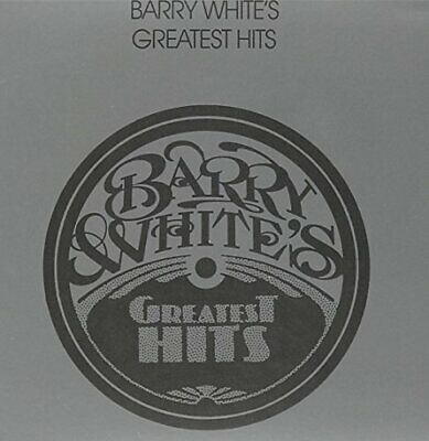 White, Barry - BARRY WHITE'S GREATEST HITS - White, Barry CD 9AVG The Cheap Fast