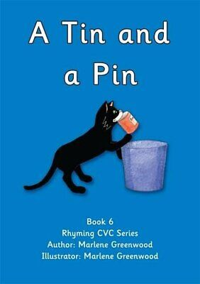 A Tin and a Pin (Red CVC Series) by Greenwood, Marlene Paperback Book The Cheap