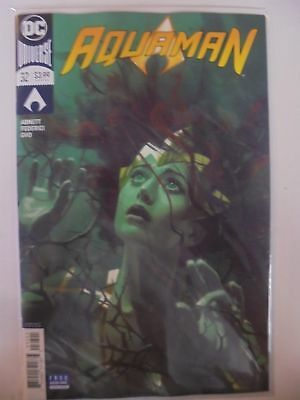 Aquaman #32 B Cover DC NM Comics Book