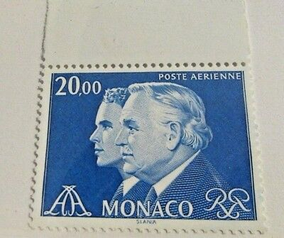 MONACO  Sc #C87 ** MNH , airmail, royalty, postage stamp, Fine +