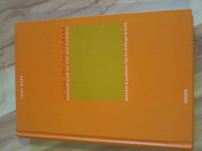 Acting for the Camera von Tony Barr NP 50 euro