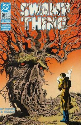 Swamp Thing Vol. 2 (1985-1996) #70