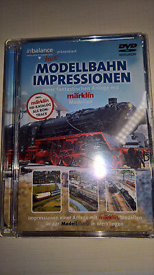 dvd modellbahn impressionen mit m rklin modellen m rklin. Black Bedroom Furniture Sets. Home Design Ideas
